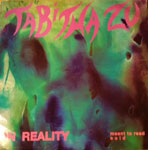 Tabitha Zu On Reality Album Cover