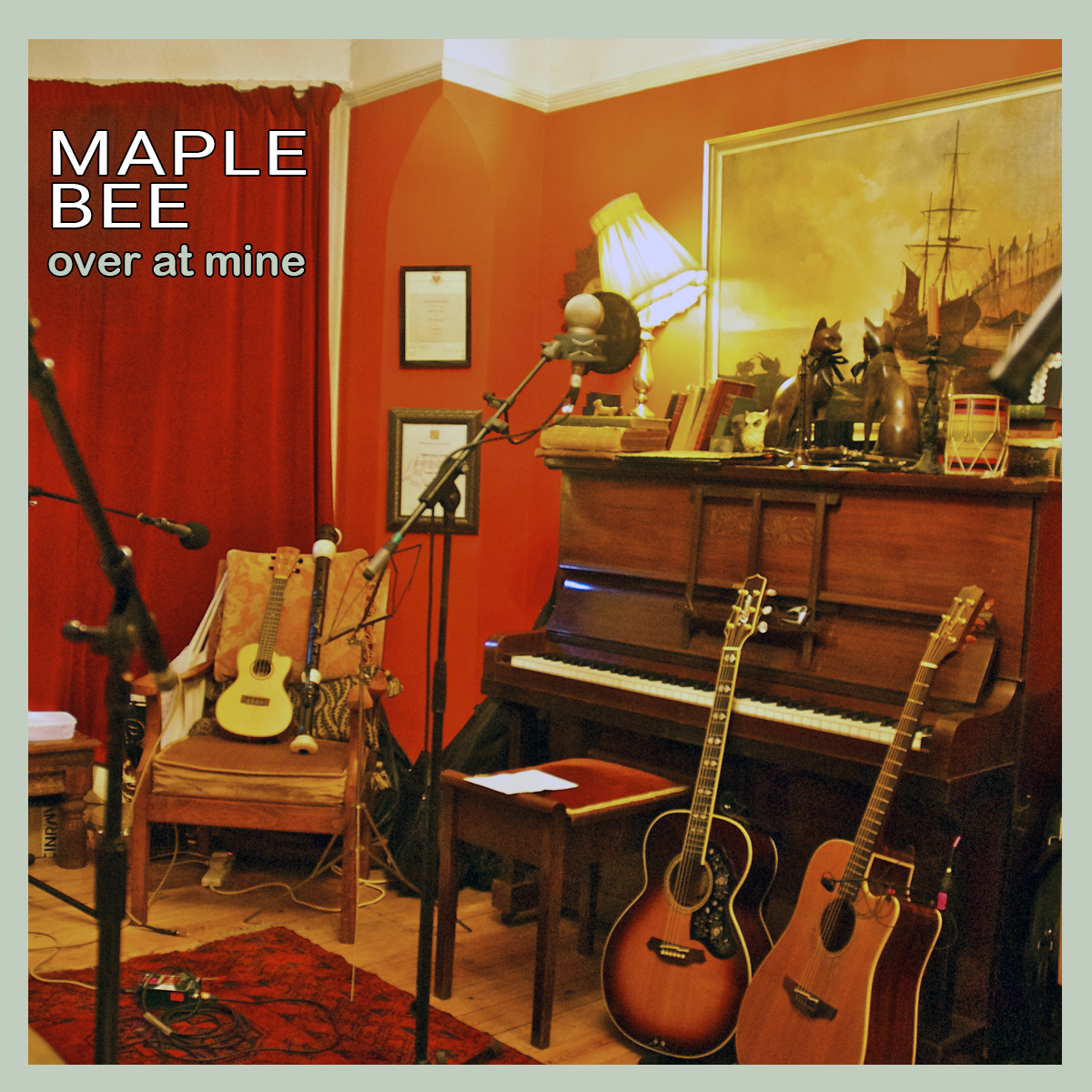 Maple Bee Little Victories Album Cover